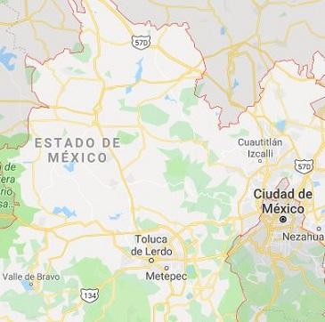 oficinas del repuve en estado de mexico
